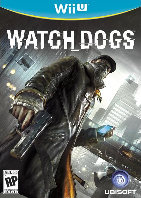Watch Dogs Caratula WiiU 00