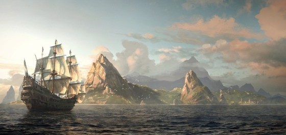 Assassins Creed 4 05 art