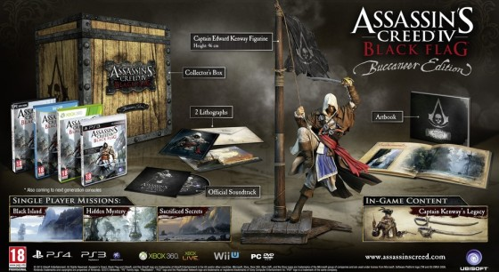 Assassins Creed 4 Bucanero edicion 00