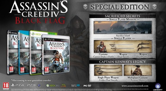 Assassins Creed 4 Especial edicion 00