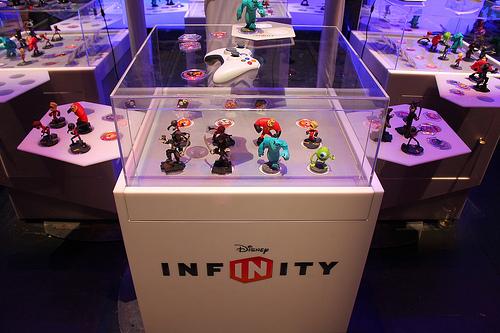 Figuras y fichas Disney Infinity 00