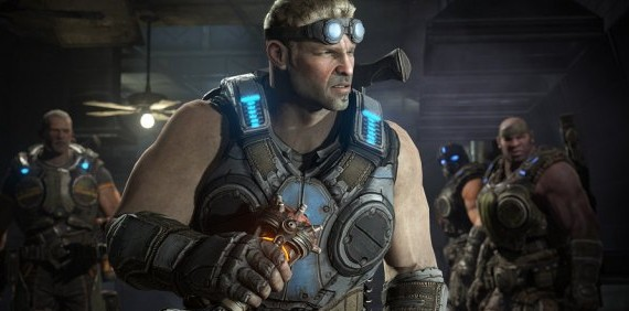 Gears of War 4: Judgment, tendrá una campaña extra desbloqueable.