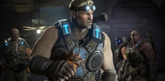 Gears of War 4: Judgment, tendrá una campaña extra desbloqueable.
