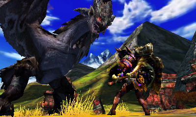 Monster Hunter4 18