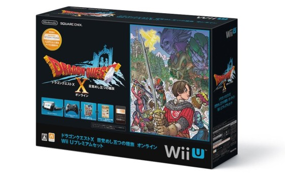Pack Wii U Dragon Quest X 00