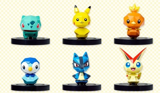 Primer Set Figuras Pokemon Rumble U 00