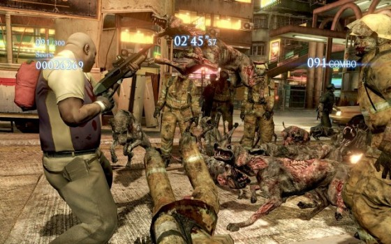 RE6 crossover L4D2 00