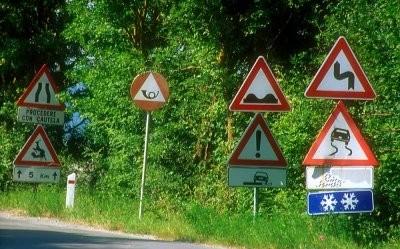 señales aviso