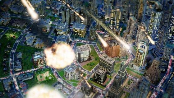 Catastrofe en SimCity por el DRM de EA