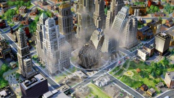 Terremoto en la sede de EA
