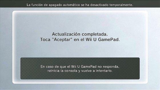 Wii U - Actualización - 08