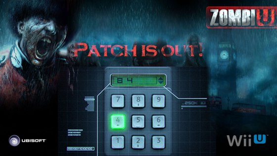 ZombiU - Patch is Out!