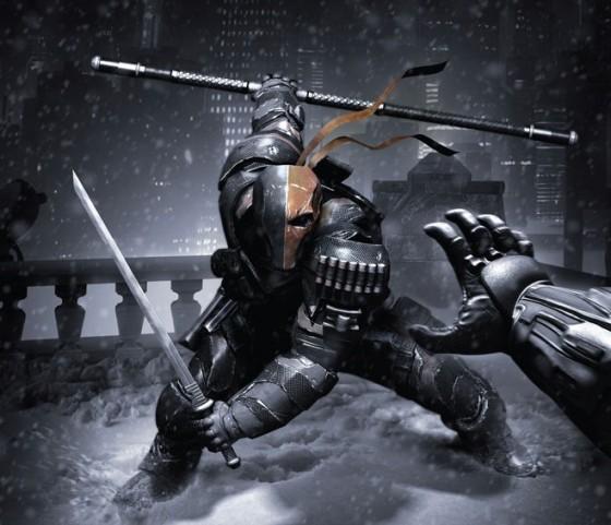 Batman Arkham Origins portada Eurogamer 01