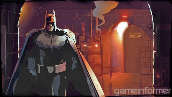 Batman Blackgate 01