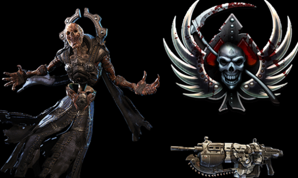 Gears of War: Judgment, nuevos elegidos para Epic Reaper, semana 7