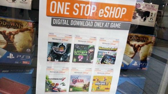 One Stop eShop