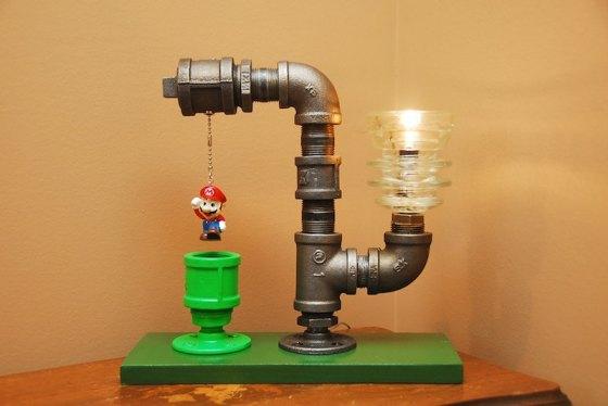Lampara Mario Bros 00