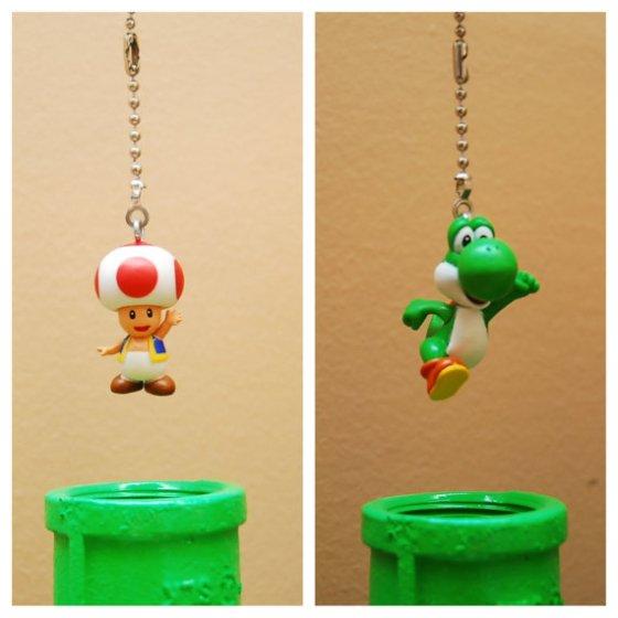 Lampara Mario Bros 02