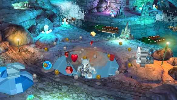 Legends of Chima: Laval´s Journey, lo nuevo de LEGO para 3DS