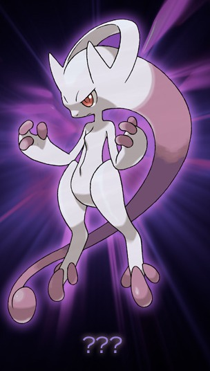 New Mewtwo pokemon XY 06