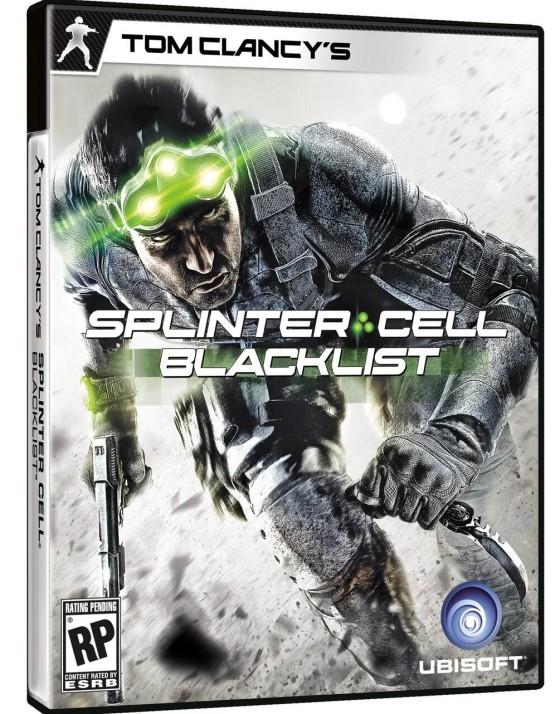 Nueva caratula Splinter cell 00