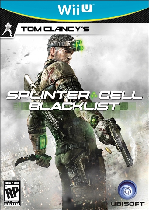 portada Splinter Cell Blacklist Wii U