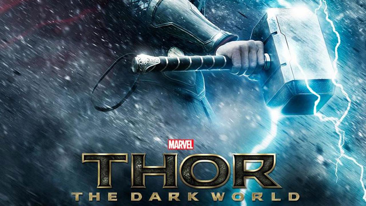 Ya tenemos poster de Thor: The Dark World, la siguiente película en solitario del vengador más nórdico
