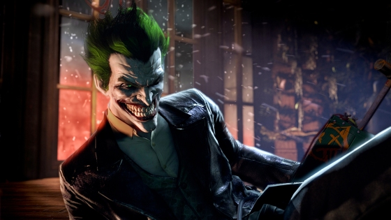 Batman Origins 00