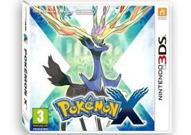Caja de Pokemon X