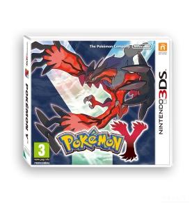 Caja de Pokemon Y
