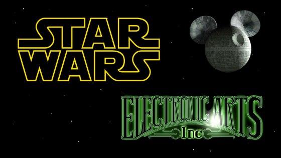 Star Wats Meet Electronic Arts
