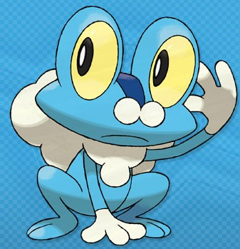 Froakie PokemonXY 3DS 01