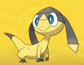 Helioptile PokemonXY 3DS 01