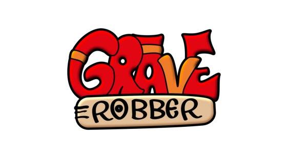 Logo Grave Robber
