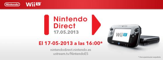 Nintendo Direct 17Mayo 2013