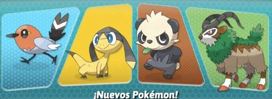 Nuevos Pokemons