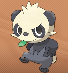 Pancham PokemonXY 3DS 01