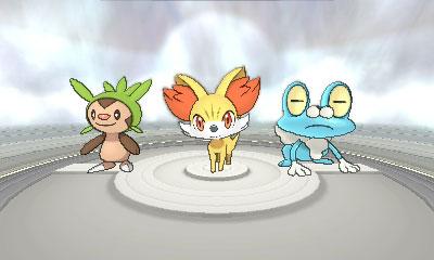 Pokemon XY 3DS 33