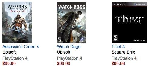 precios juegos amazon ps4