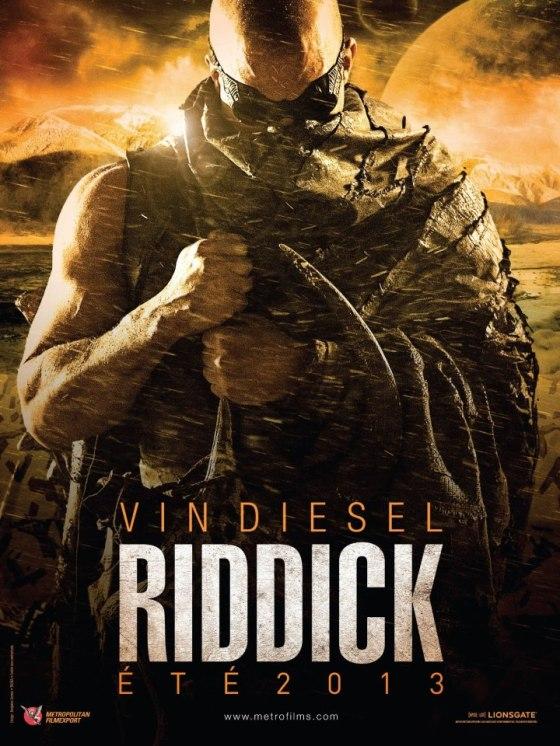 riddick vin diesel poster 00