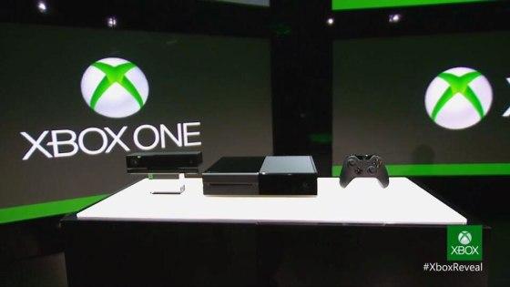 Xbox One - Kinect - Mando