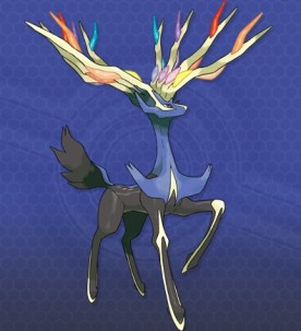Xerneas PokemonXY 3DS 01