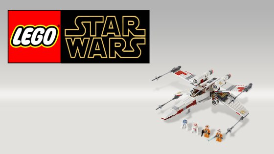 Lego Star Wars - X-Wing