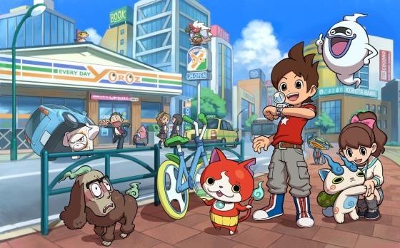 Youkai Watch 3DS 17