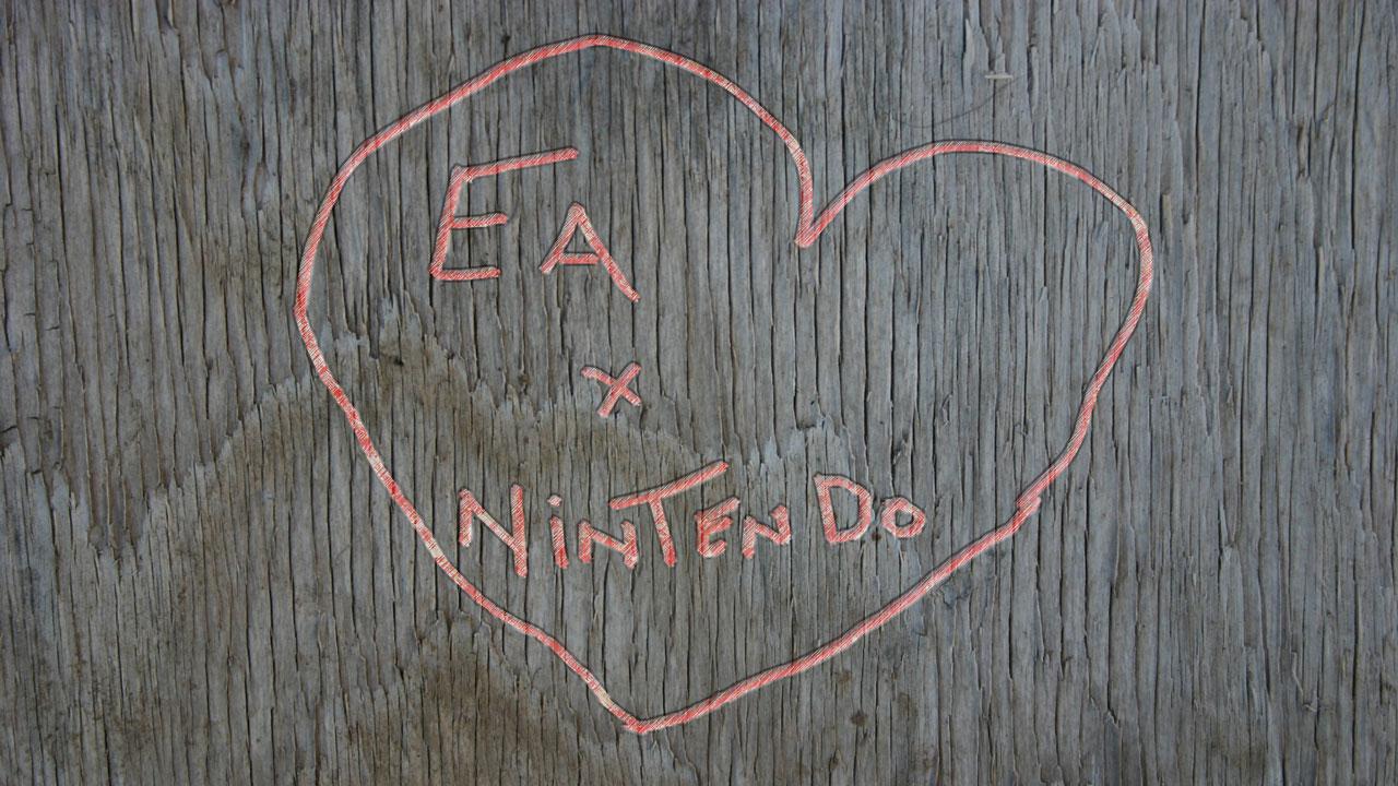 Nintendo dice que su relación con EA es estupenda