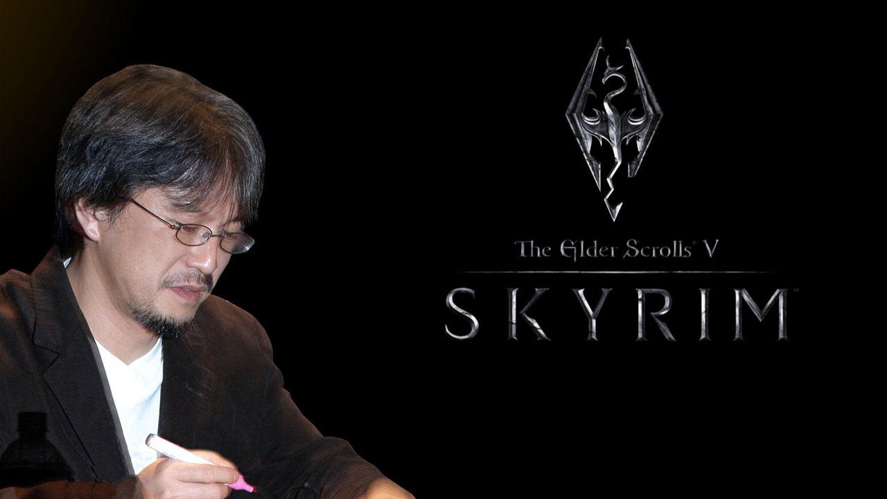 Aonuma piensa en capturar la sensación de Skyrim para el nuevo Zelda U