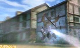 Ataque de los titanes 3ds 09