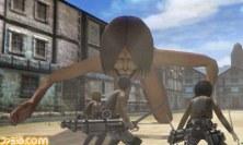Ataque de los titanes 3ds 14