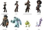 Figuras Disney Infinity 00