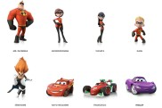Figuras Disney Infinity 01